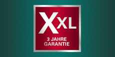 navigation XXL-garantie