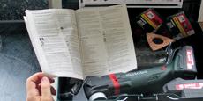 navigation Instrucciones de servicio