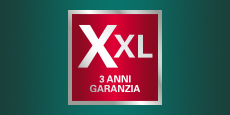 navigation Garanzia XXL