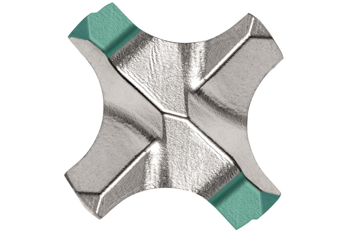 5 SDS-plus P4P / 6 x 165 mm (628231000)