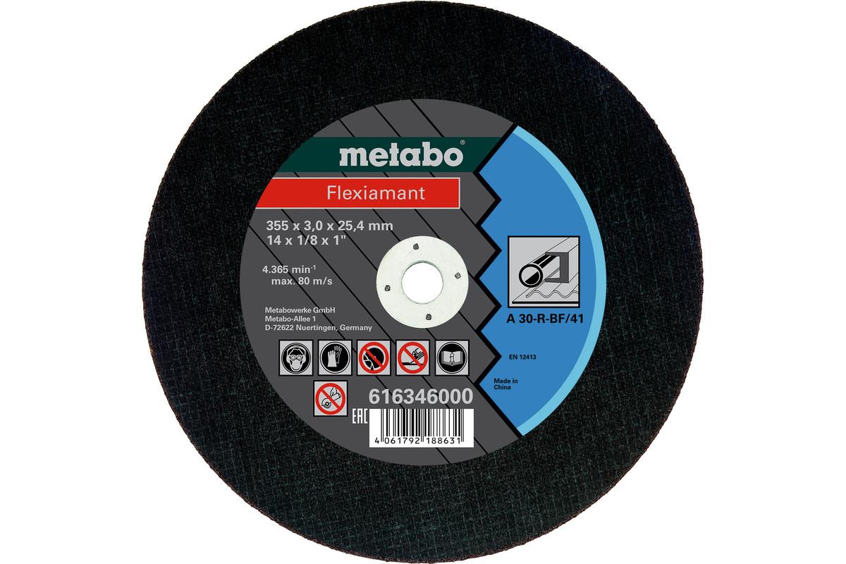 Flexiamant 355x3,0x25,4 Stahl, TF 41 (616346000)