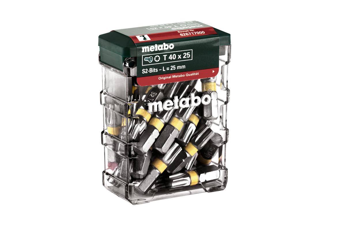 Bit-Box T40, SP, 25-teilig (626717000)