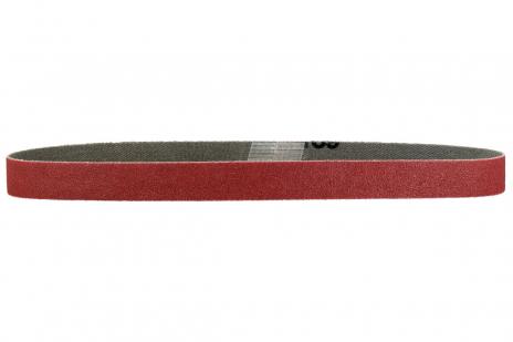 10 Schleifbänder 19x457 mm, P80, NK, BFE (626340000)