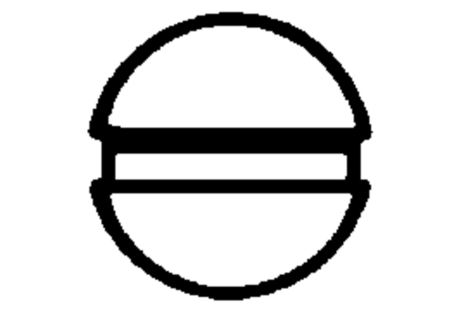 Bit Schlitz 0,6 / 89 mm (624382000)