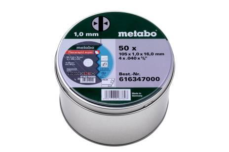 50 Flexiarapid super 105x1,0x16,0 Inox, TF 41 (616347000)