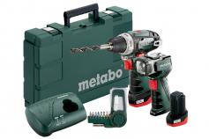 PowerMaxx BS Basic Set (600080530) Akku-Bohrschrauber