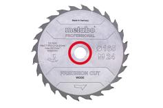 """Sägeblatt """"precision cut wood - professional"""", 165x20 Z24 WZ 20° (628290000)"""