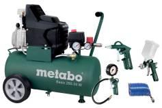 Basic 250-24 W Set (690836000) Kompressor