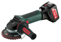 Cordless inox angle grinders