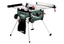 Cordless table saws