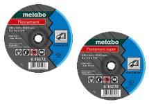 Grinding discs for steel