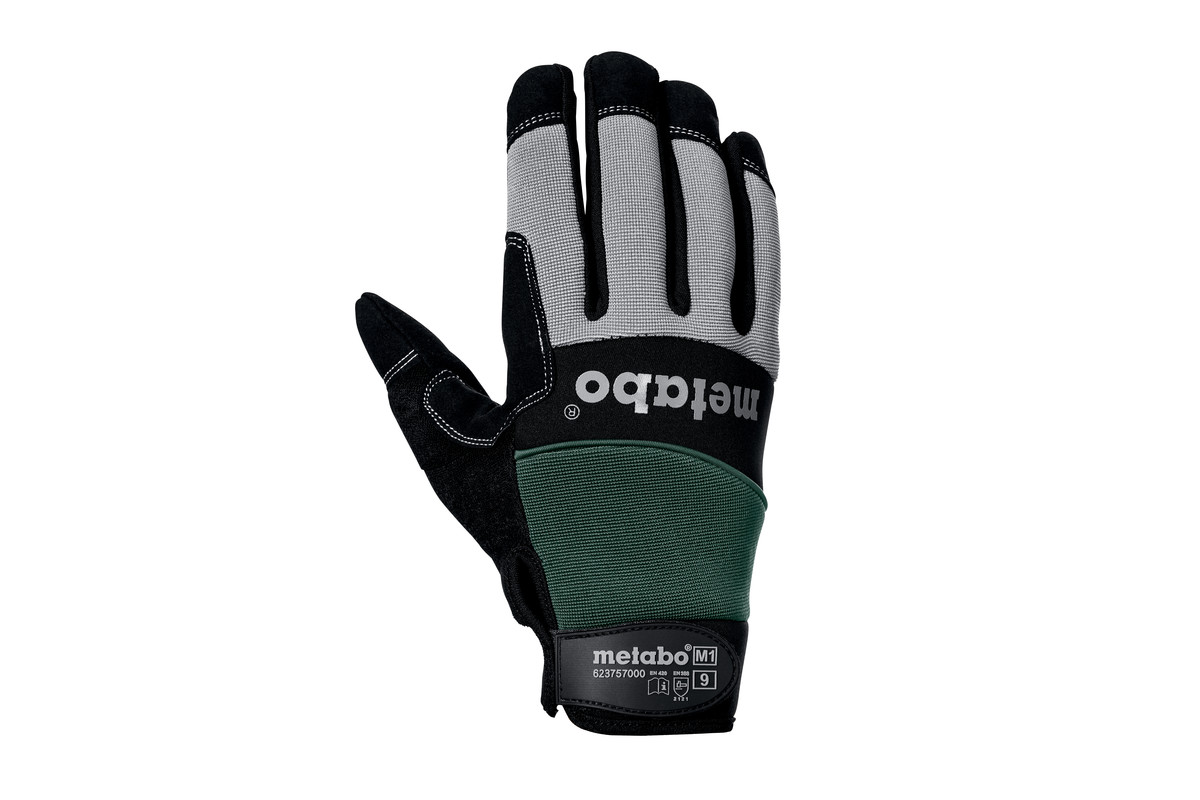 Working gloves M1, size 9 (623757000)