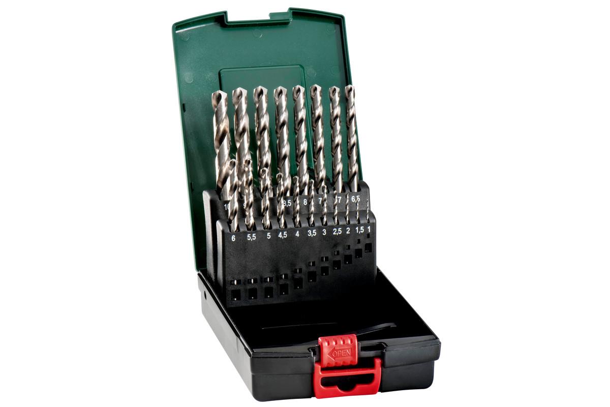 HSS-G drill bit storage case, 19 pieces (627097000)