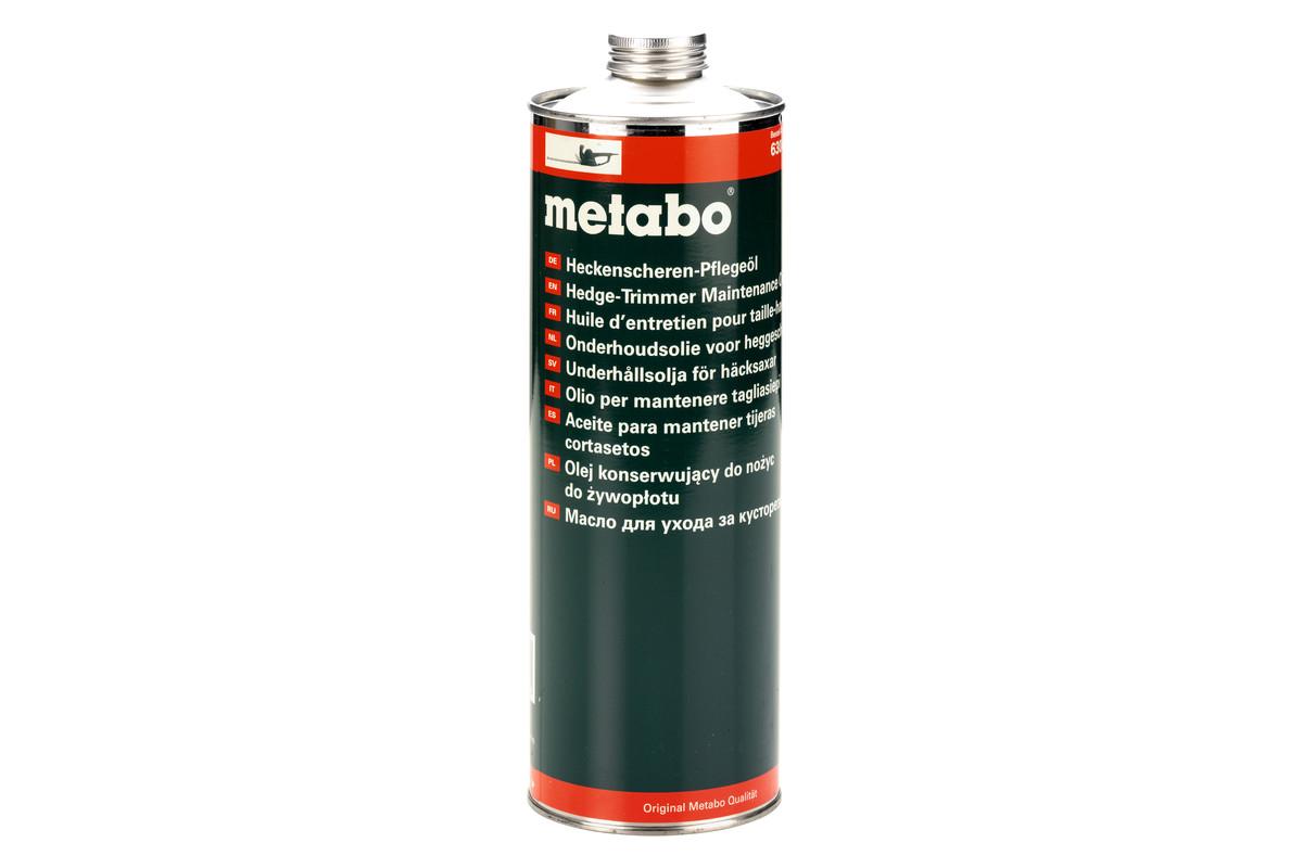 Hedge trimmer maintenance oil 1 ltr (630474000)