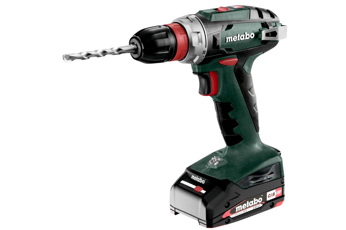 BS 18 Quick (602217590) Cordless Drill / Screwdriver