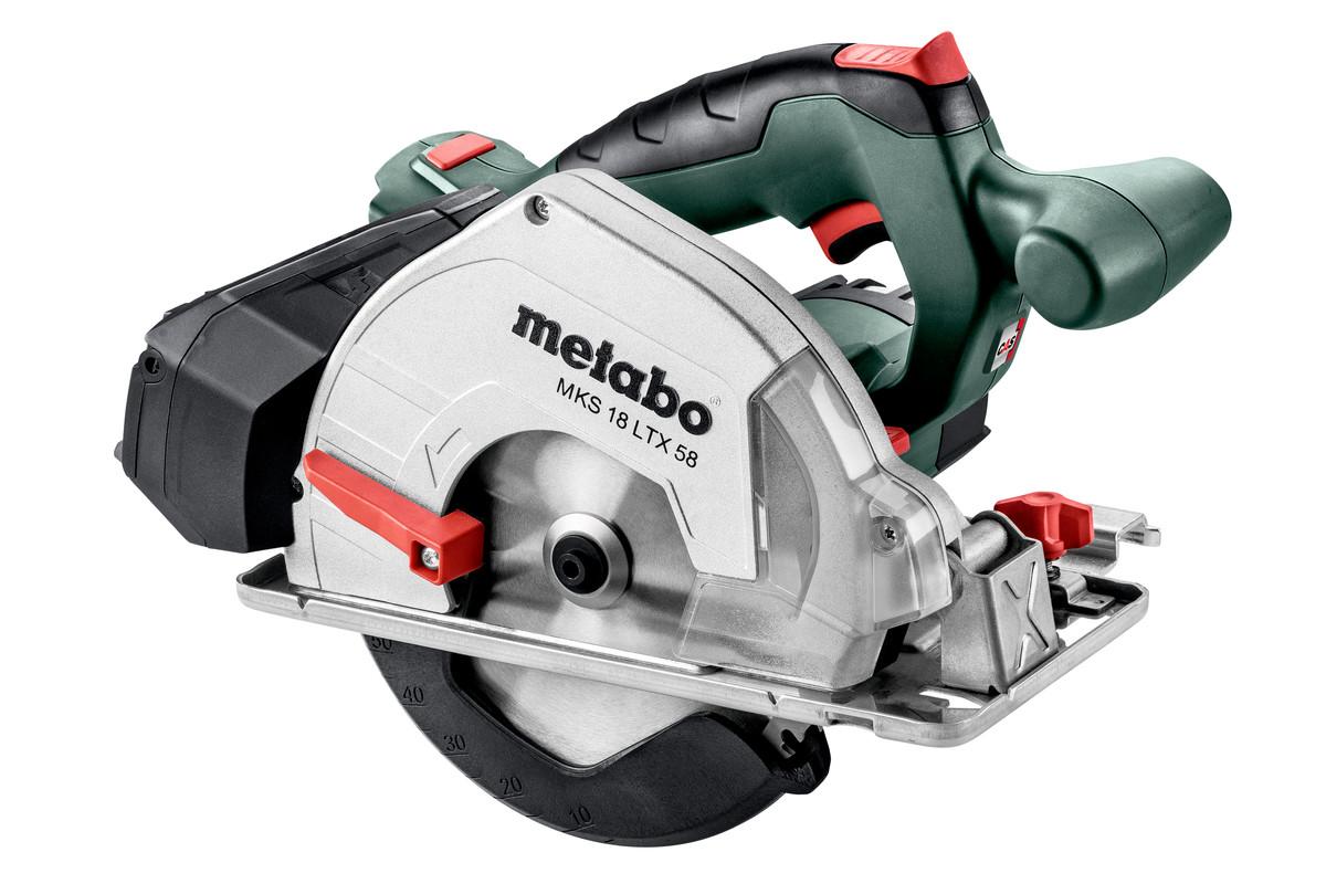MKS 18 LTX 58 (600771890) Cordless Metal Cutting Circular Saw