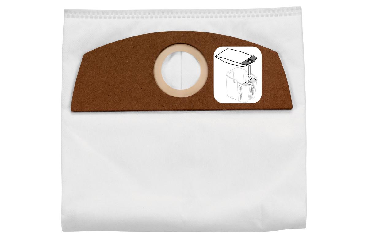 5 fleece filter bags - 6 l, AS 18 L PC Compact (630164000)