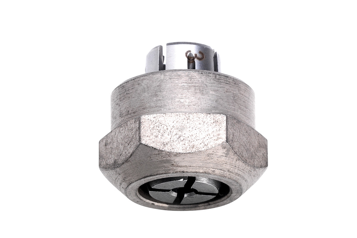 """Collet 1/4"""" with flange nut (hexagon), OFE/GS (631949000)"""