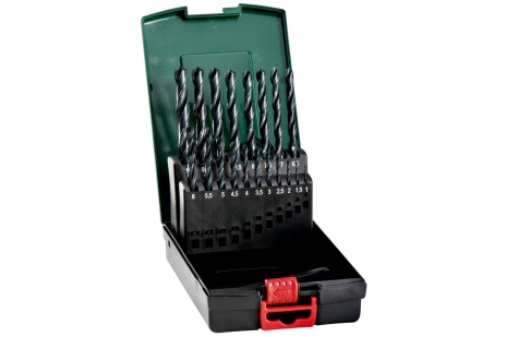 HSS-R drill bit storage case, 19 pieces (627164000)