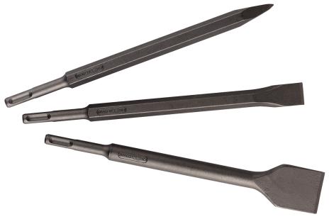 SDS-plus chisel set , 3 pieces (630478000)