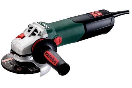 WE 15-125 Quick (600448190) Angle Grinder