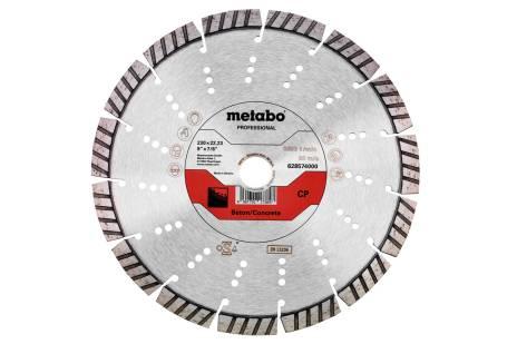 "Diamond cutting disc 230x22.23mm, ""CP"", concrete ""professional"" (628574000)"