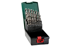 HSS-G drill bit storage case, 25 pieces (627098000)