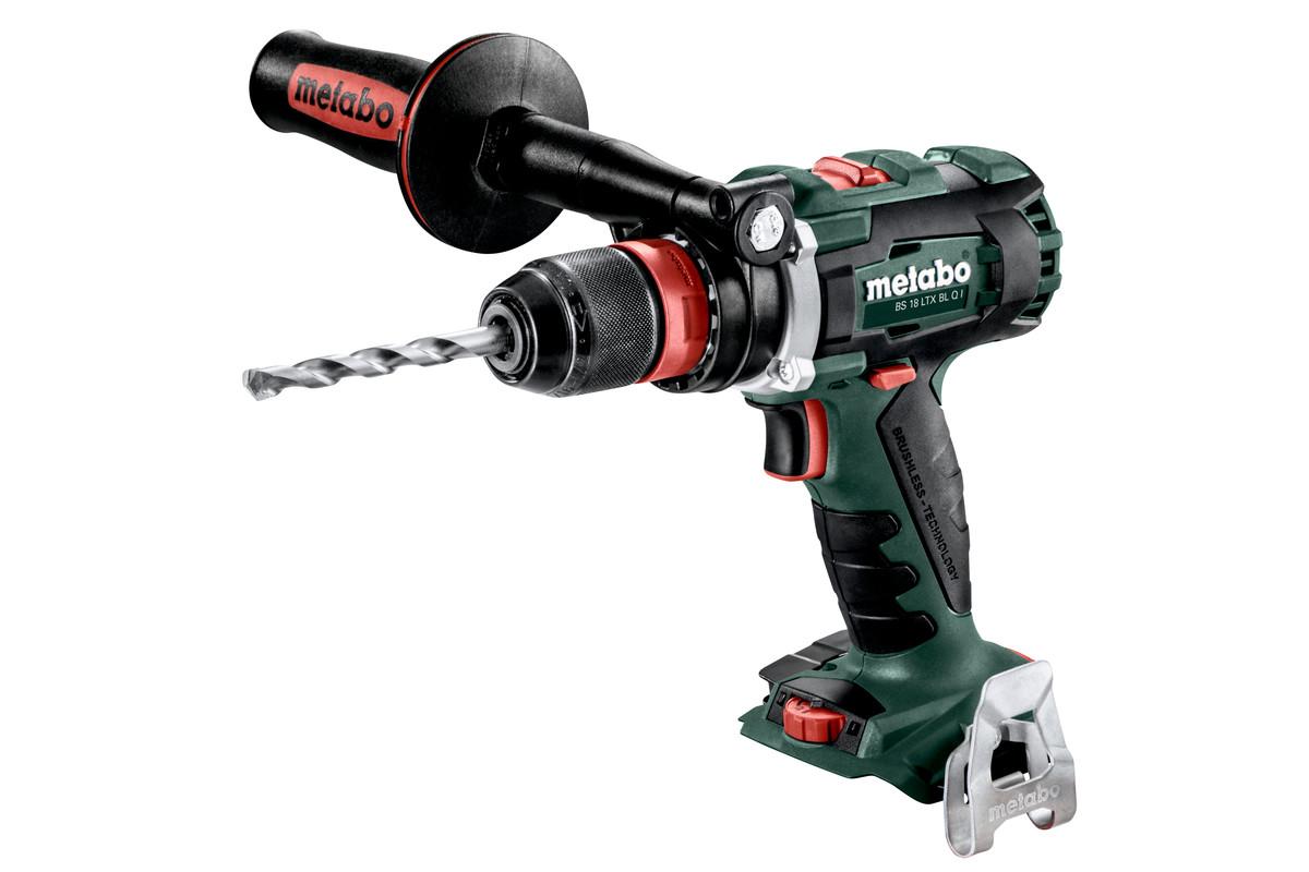 BS 18 LTX BL Q I (602351890) Cordless Drill / Screwdriver | Metabo