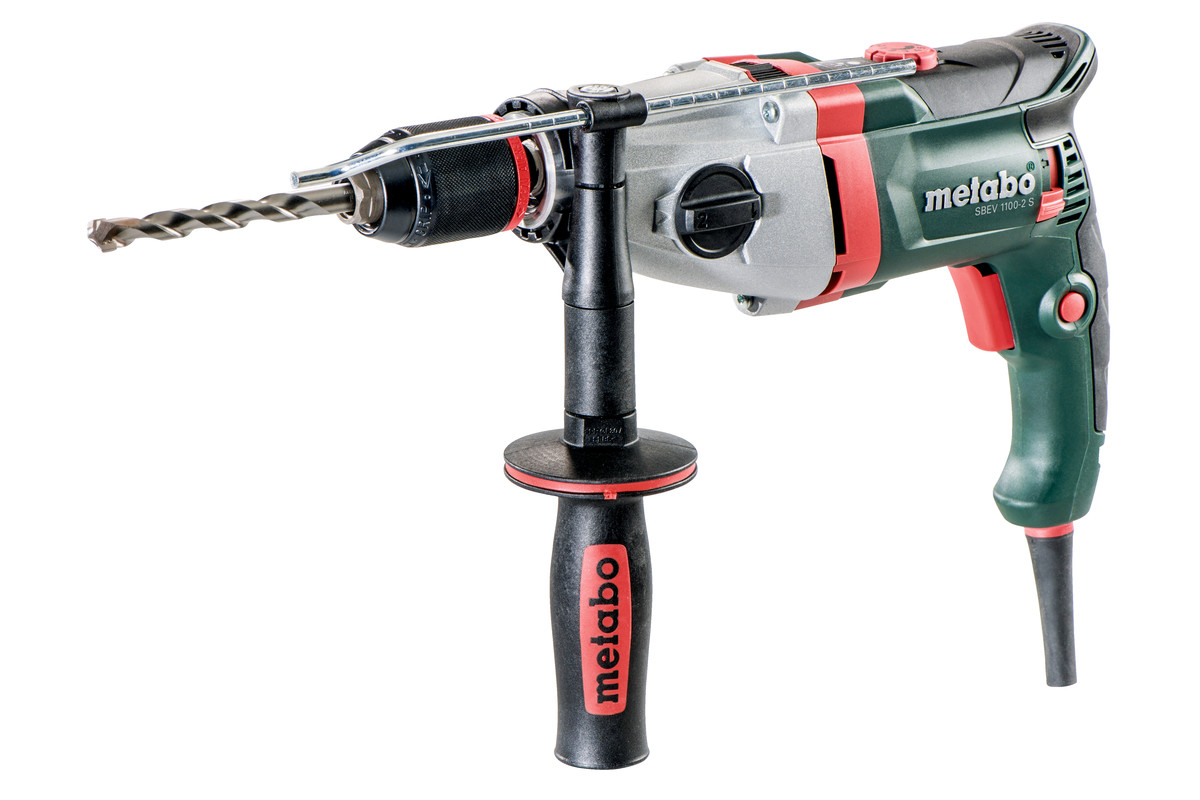 SBEV 1100-2 S (600784500) Impact Drill | Metabo Power Tools