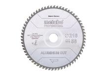 aluminium cut