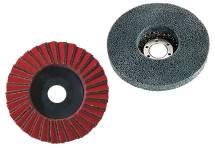 Accessoires pour meuleuses d'angle Inox