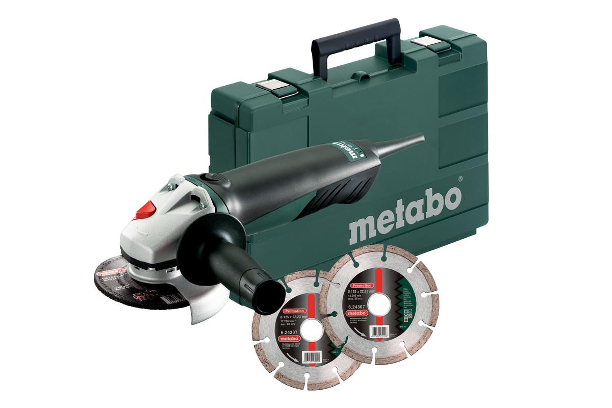 WQ 1400 Set (600346510) Meuleuses d'angle