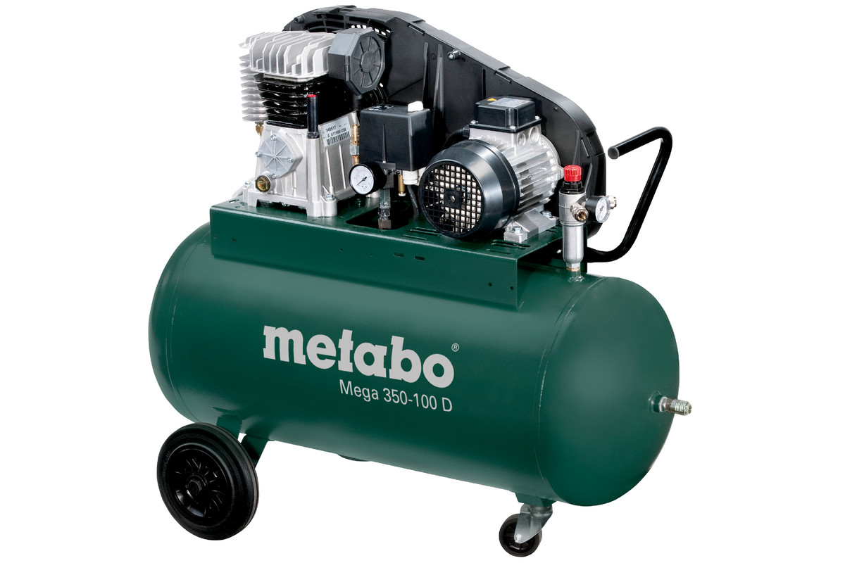 Mega 350-100 D (601539000) Compresseur Mega