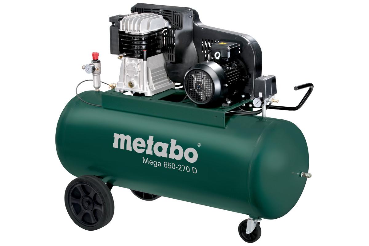 Mega 650-270 D (601543000) Compresseur Mega