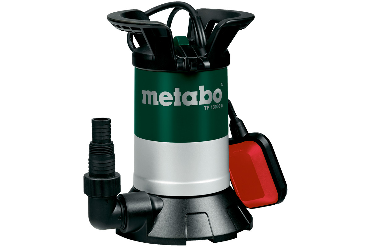 TP 13000 S (0251300000) Pompe immergée pour eaux claires