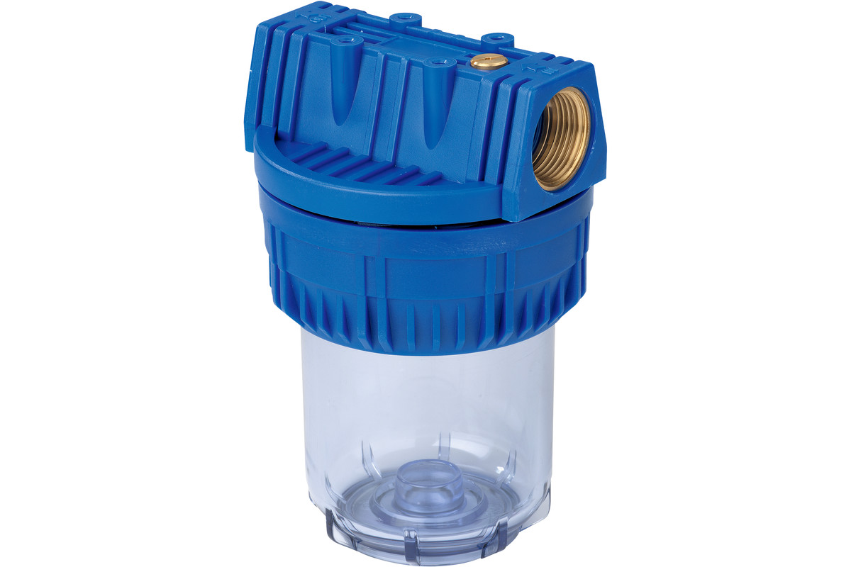 Filter 1″ kort, zonder filterelement (0903016450)
