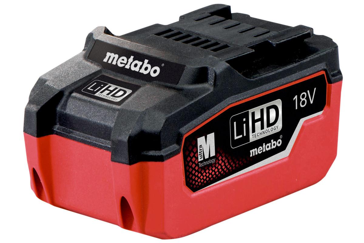 Batterie LiHD 18 V - 6,2 Ah (625341000)