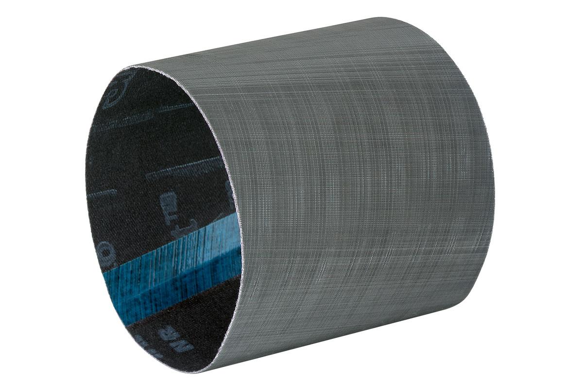 5 bandes abrasives 90 x 100 mm, P120/A160, PYR, SE (626405000)