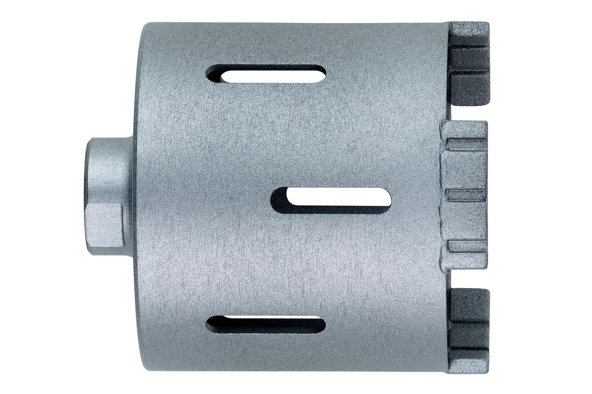 """Trépan diamanté pour l'encastrement de boîtes de prises électriques, 82 mm x M 16, """"Professional"""", abrasif (628204000)"""