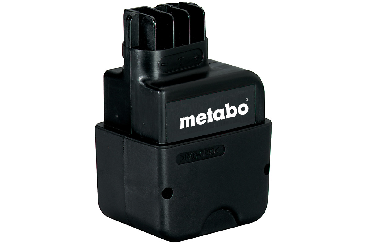 Batterie 12 V, 2,0 Ah, NiCd (631723000)