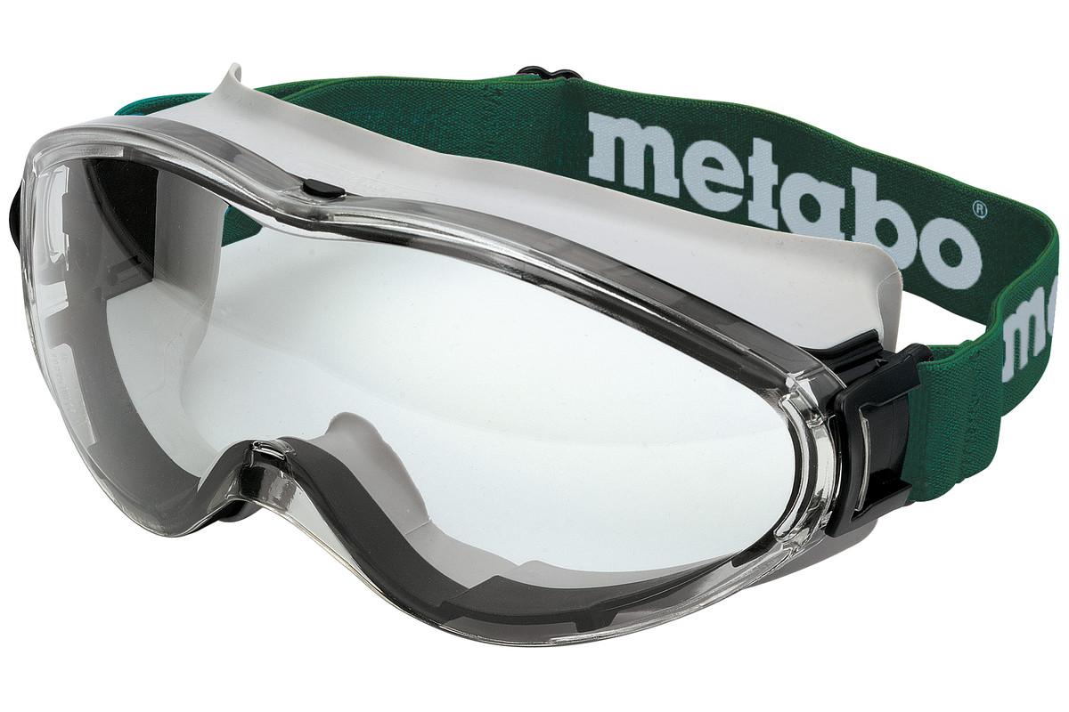 Volledig transparante veiligheidsbril (631071000)
