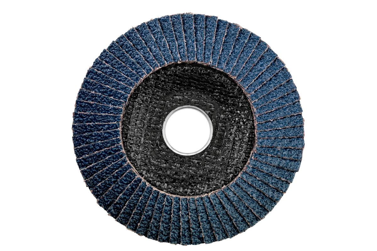 Plateau abrasif à lamelles 115 mm P 120, SP-ZK (623153000)