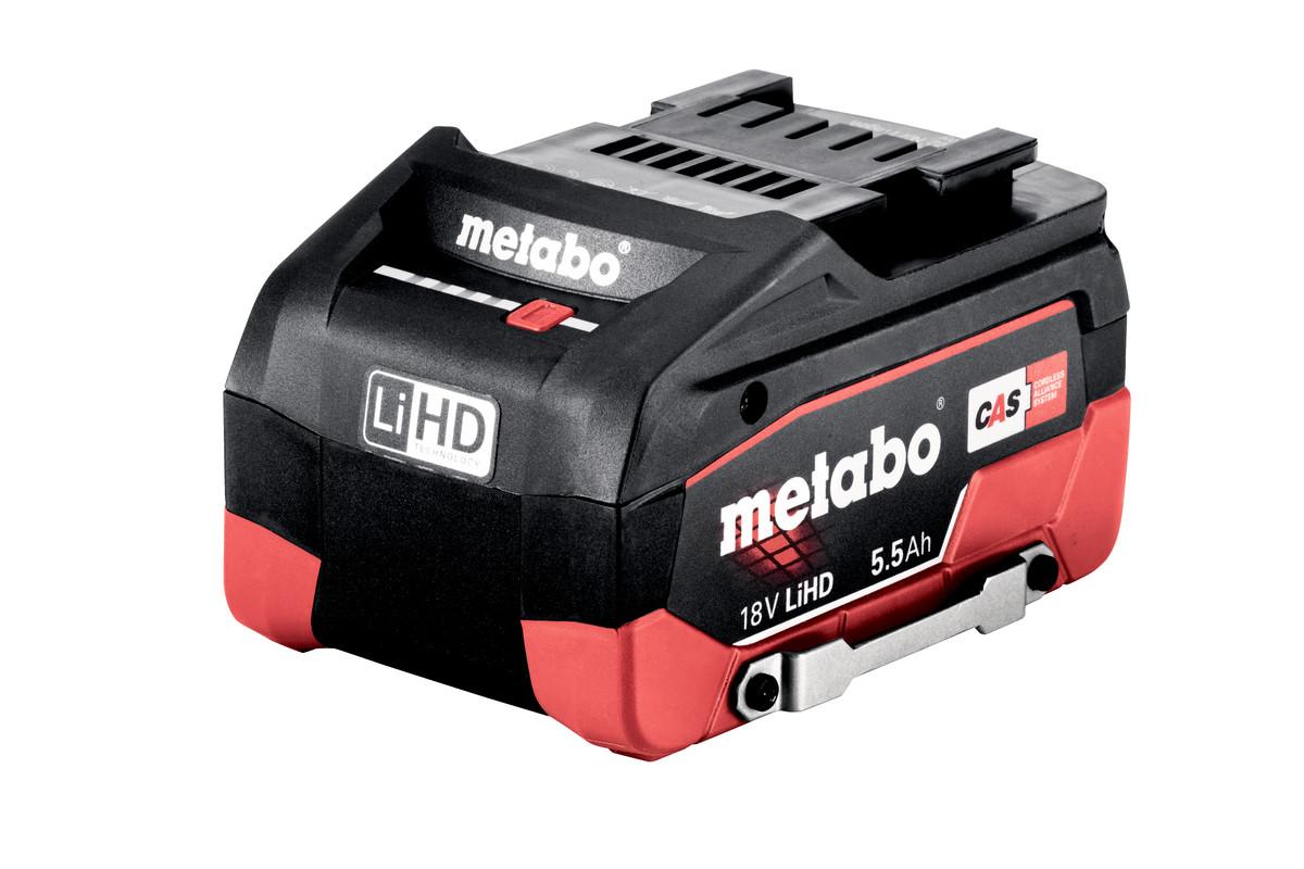 Batterie DS LiHD 18 V - 5,5 Ah (624990000)