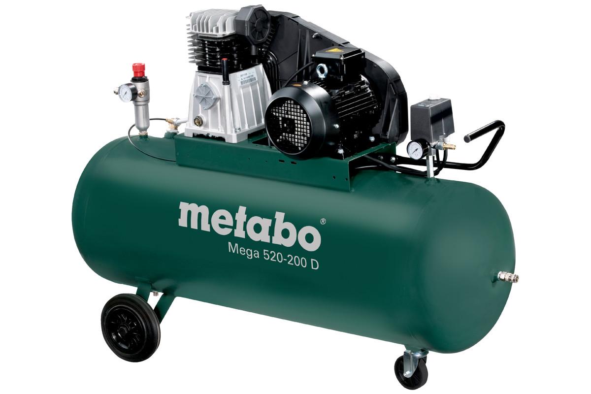 Mega 520-200 D (601541000) Compressor
