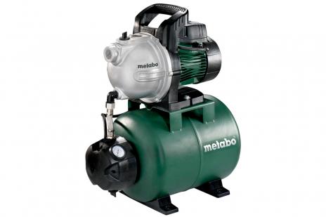 HWW 3300/25 G (600968000) Surpresseur avec réservoir