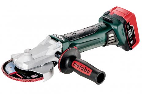 WF 18 LTX 125 Quick (601306660) Accu-platkop slijper