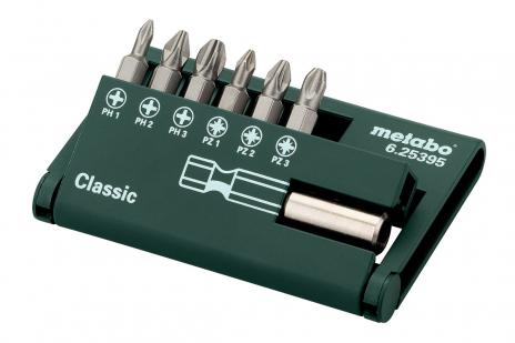 Bitassortiment classic 7-delig (625395000)