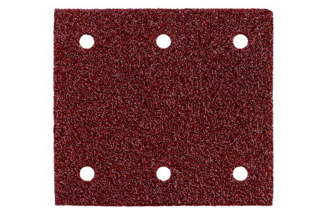 10 feuilles abrasives auto-agrippantes 115 x 103 mm, P 180, B+M, pour ponceuse vibrante (625624000)