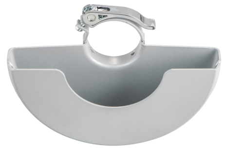 Doorslijp-beschermkap 180 mm, half gesloten, W/ WX 17-180 (630388000)