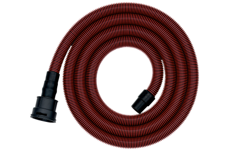 Zuigslang Ø-27mm,l-3,5 m,aansl.-58/30/35mm, antistatisch (631939000)